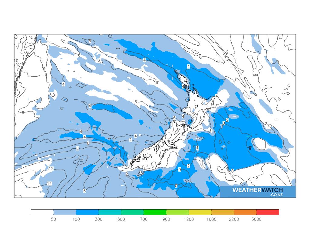 Thunderstorm risk for 7:00am on Mon 28 September 2020
