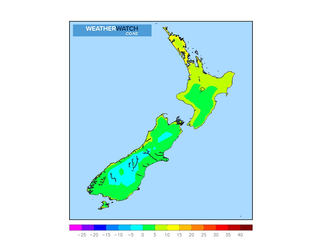 Minimum temperature for 12:00am on Sat 6 June 2020
